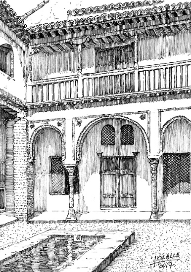 Granada - Casa horno de oro ...